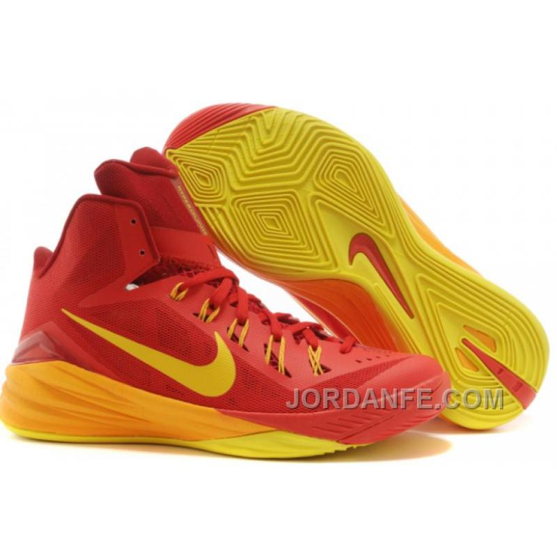 purchase cheap 56320 c31e0 USD  85.67  99.18. Nike Hyperdunk 2014 XDR Women Red ...