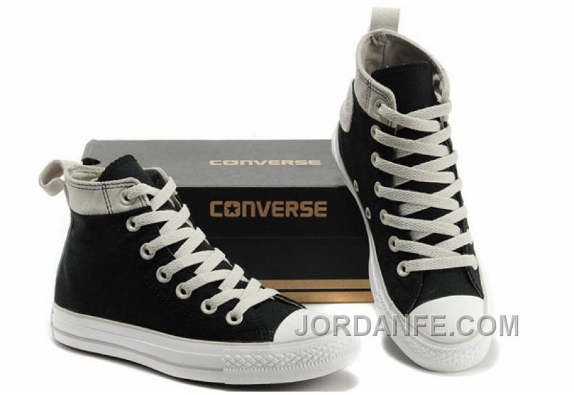 0c4e154ca7b8 CONVERSE Chuck Taylor Black High Tops Performers Casual Style Easy Slip All  Star Canvas Suede Sneakers