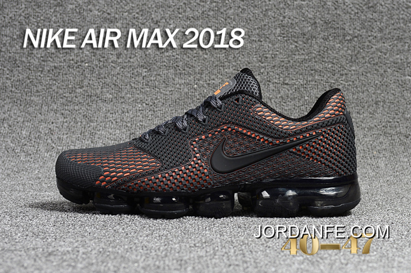 separation shoes 68e05 d299c Men Nike Air VaporMax 2018 Running Shoes KPU SKU 28047-265 New Release