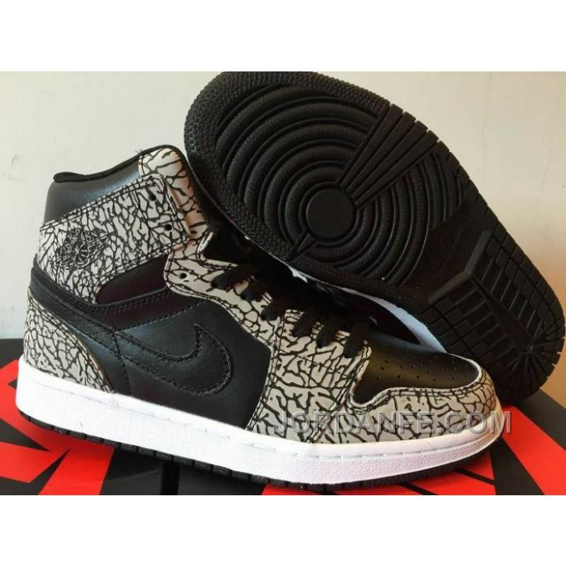 "58404755843 2016 Air Jordan 1 High ""Un-Supreme"" Black/Cement-White-Varsity Red ..."