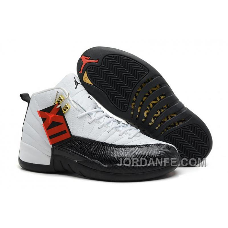 "sale retailer 951dc c75ec USD  80.18  99.18. Air Jordans 12 Retro ""Taxi"" White Black-Taxi For Sale Hot  ..."