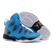 Air Jordans XX8 SE Dark Powder Blue/White-Cool Grey-Black For Sale Xmas Deals