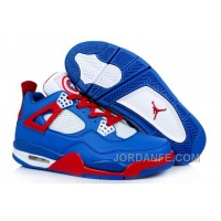Air Jordan 4 Captain America New Arrival