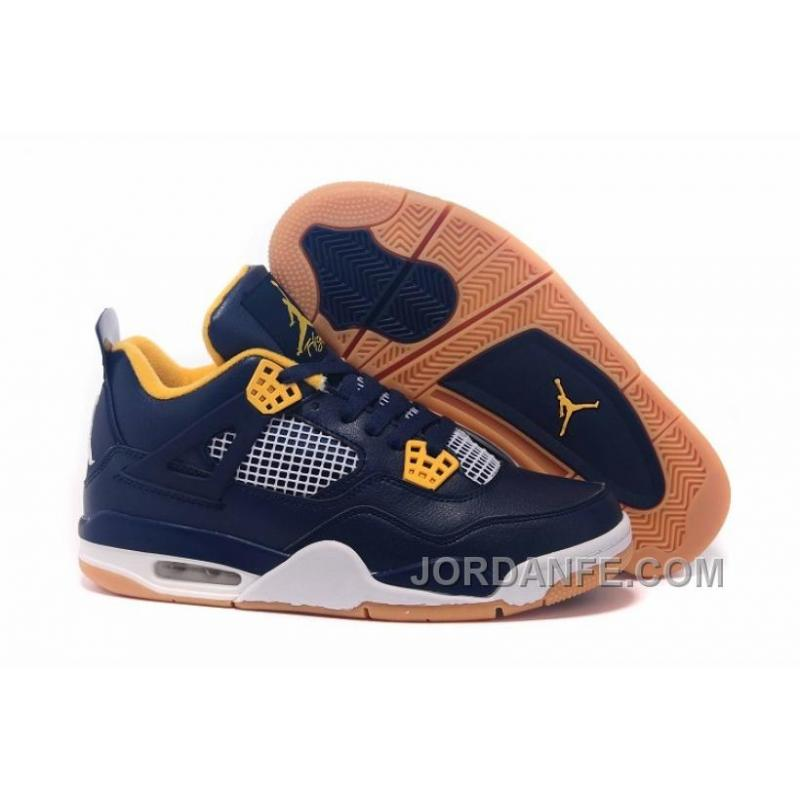 """b569d10edc7ff4 2016 Air Jordans 4 Retro """"Dunk From Above"""" For Sale"""