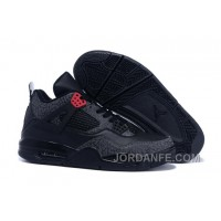"Air Jordans 4 3LAB4 ""Black/Infrared 23″ For Sale Online Free Shipping"