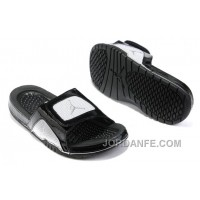Air Jordan 5 Sandals Black White Grey New Arrival