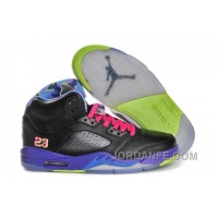 Air Jordan 5 Black Bel Air New Release