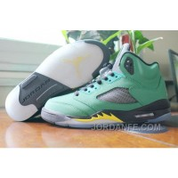 Air Jordan 5 Oregon Ducks Hot