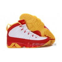 Air Jordan 9 Bentley Ellis Hot