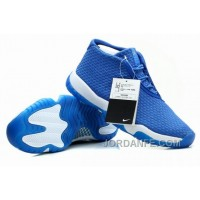 Air Jordans Future Glow Royal For Sale