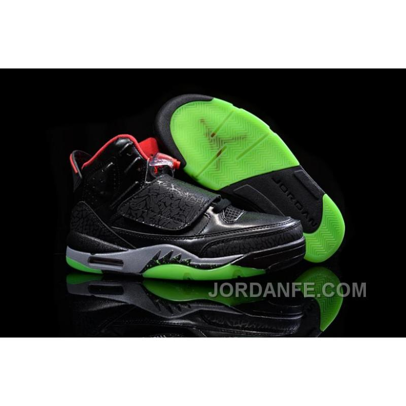 "competitive price 8f299 a2bd4 USD  80.10  99.18. Jordan Son Of Mars ""Yeezy"" Black Gym Red-Cool ..."