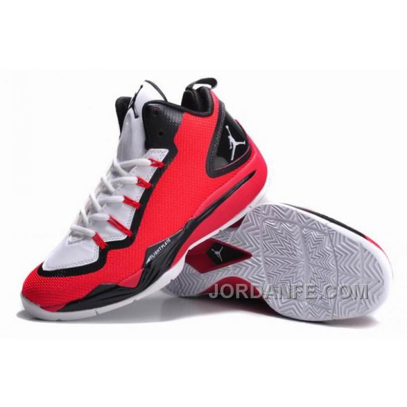 "best service c54d3 ebeab ... Jordan Super.Fly 2 PO ""Clippers Red"" For Sale Free Shipping ..."