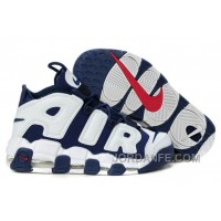"Cheap Nike Air More Uptempo ""Olympic"" For Sale Discount"