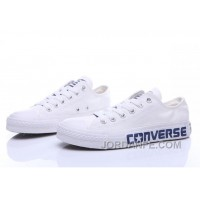 White CONVERSE Chuck Taylor All Star Canvas Shoes Super Deals