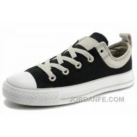 CONVERSE Chuck Taylor Black Performers Casual Style Easy Slip All Star Top Canvas Suede Sneakers New Release