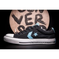 Black CONVERSE Star Player EV Chuck Taylor All Star Low Super Deals