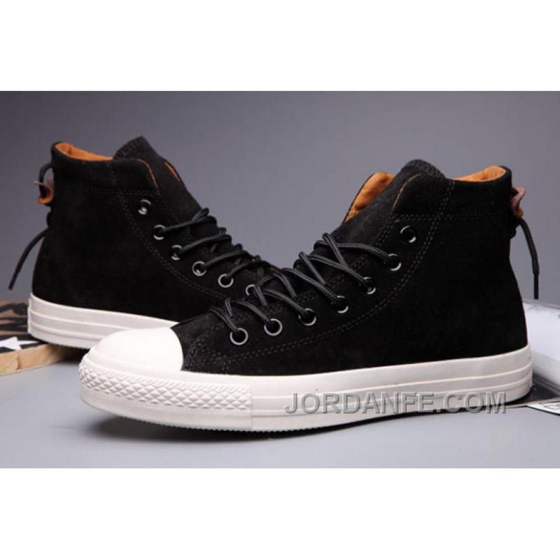 c4a62b847910 ... CONVERSE X Clot X Undefeated Black High Tops Suede CT All Star Bow Back  Shoes Discount ...