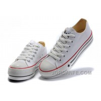 White Classic Platforms CONVERSE Women All Star Canvas Shoes Discount