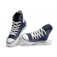Blue CONVERSE All Star Chuck Taylor Canvas Shoes Authentic
