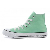 Chuck Taylor Fresh Colors All Star Minty Fresh Hue CONVERSE Beach Glass Summer Ice Cream Sneakers Cheap To Buy