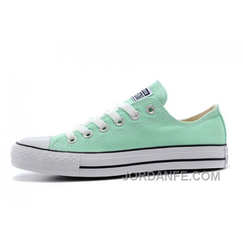 a683f7e78c50 USD  59.38  99.18. Chuck Taylor Fresh Colors Peppermint All Star Minty  Fresh Hue CONVERSE ...