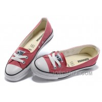 CONVERSE Washed Summer Womens Pink Chuck Taylor All Star Canvas Shoes Authentic