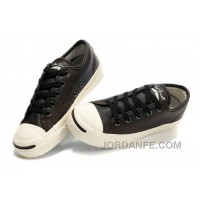 Brown Leather CONVERSE Jack Purcell LP Slip Top Sneaker Online