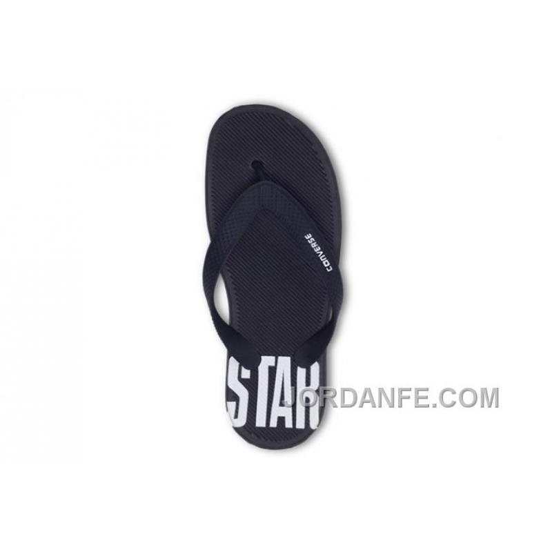 dac1f63692d7 USD  59.48  99.18. All Star All Black CONVERSE Chuck Taylor Flip Flops Slippers  Top Deals ...