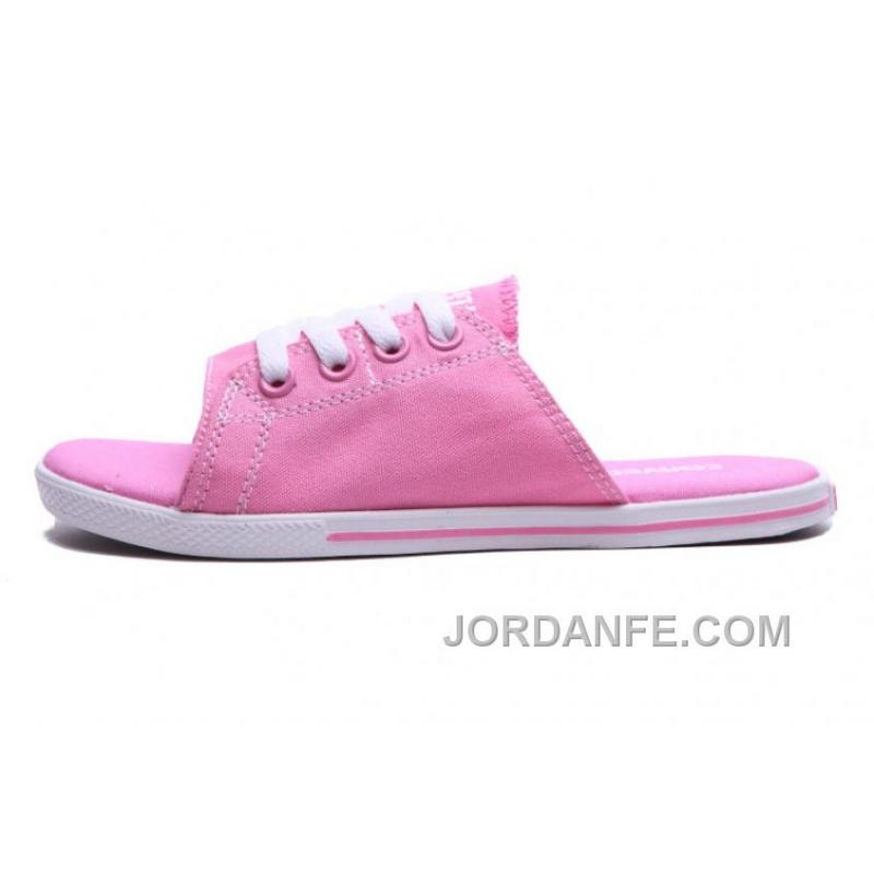 ff676d91ac8d USD  59.62  99.18. Pink CONVERSE Cutaway EVO Summer Chuck Taylor All Star  Women Slippers Lastest ...
