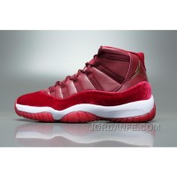 Air Jordan 11 Velvet Heiress Girls Womens Super Deals