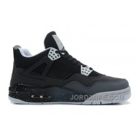 "Air Jordans 4 Retro ""Fear"" Black/White-Cool Grey-Pure Platinum For Sale Super Deals"