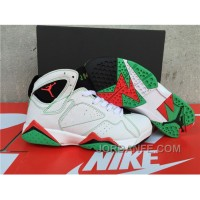 "477406176cc265 Girls Air Jordan 7 Retro ""Verde"" For Sale Hot"
