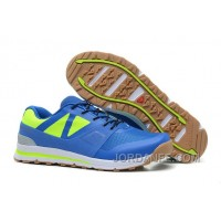 Authentic Salomon Outban Low Non-slip Leisure Zapatos Sapphire Azul Fluorescent Verde En Venta