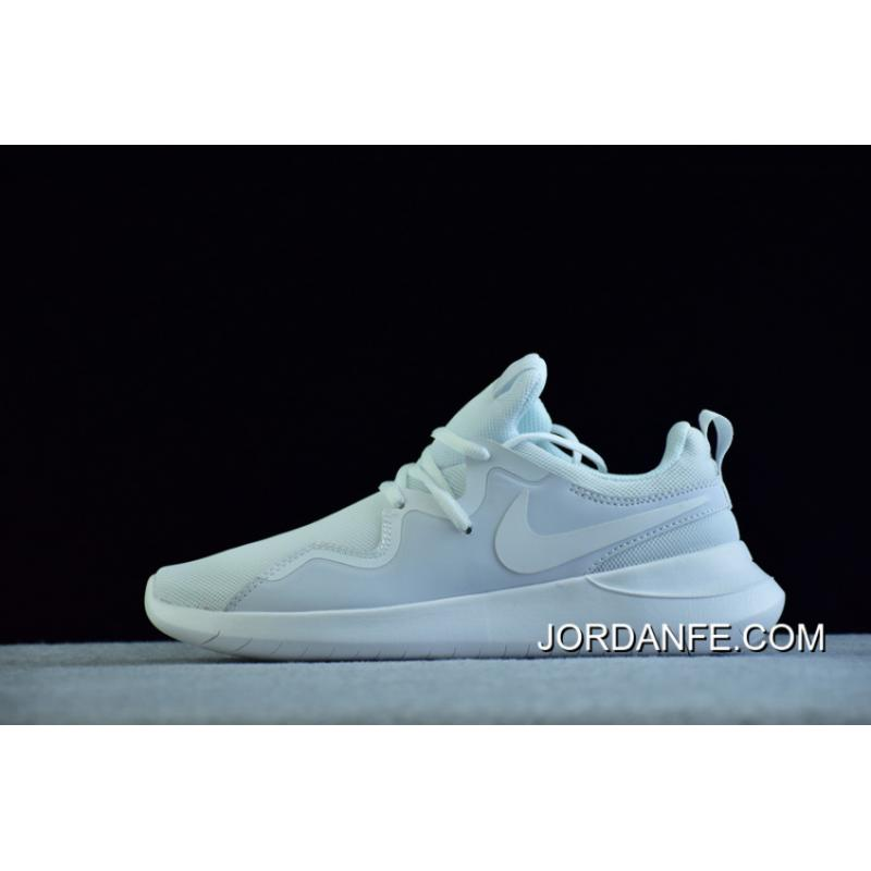 Nike All White Running Shoes Aa2071-100 2018 Best ...
