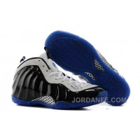 "Nike Air Foamposite One ""Concord"" Black/White-Game Royal For Sale Xmas Deals"