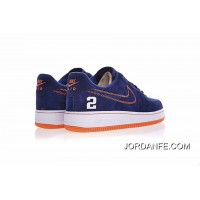 Derek Jeter X Nike Air Force 1 AQ0666-481 Super Deals