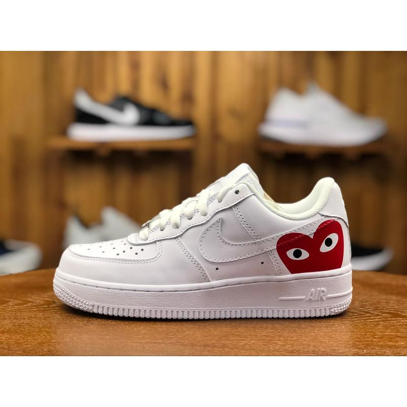 439edcc5708 Best Joint Nike AIR FORCE 1 07 Retro Women And Men Sport Casual Sneaker  315115- ...
