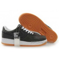 Nike Air Force 1 Low Mens Charcoal Gray Black Friday Deals