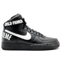 Air Force 1 High Supreme Sp Supreme Sale Authentic 7herSp3