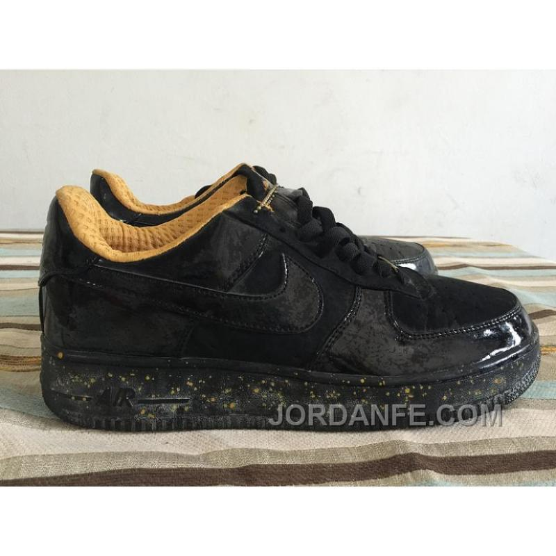 93c6681b1fd Nike Air Force Black Yellow Top Deals, Price: $40.41 - Air Jordan ...