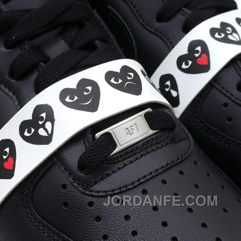 separation shoes c4c0d 162d8 dunk hi retro cdg cdg nike 917428 001 black black white flight club  cdg x  nike air force 1 low emoji white black super deals