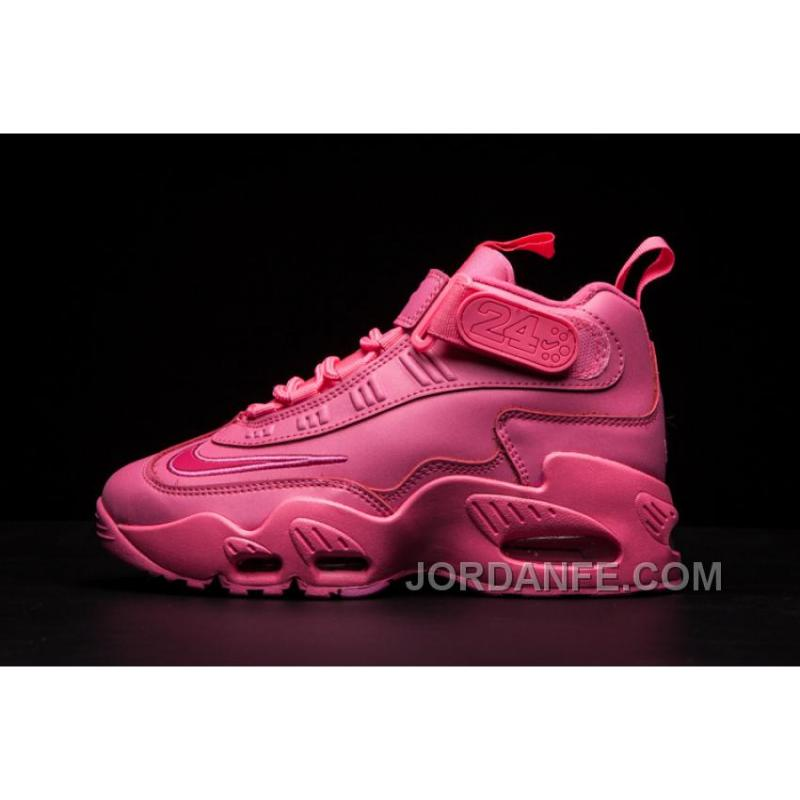 03003acc5a8 USD  99.18  280.87. Nike Air Griffey Max 1 KOBE 24 PINK WOMEN Cheap ...