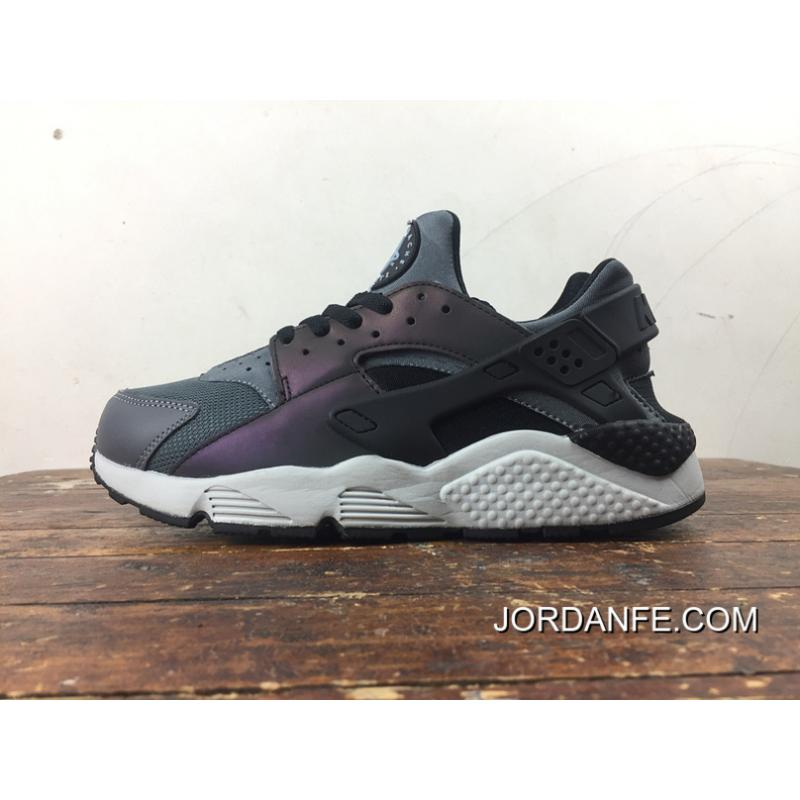 e23342bb3dedc USD  95.13  304.43. Nike Air Huarache 1 3 M Reflective Gradient Run Premium  Chameleon 704830-007 ...