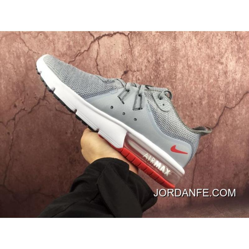 97912e3ece ... Nike Sport Shoes Men 2018 Spring New AIR MAX Shoes Zoom Casual  Wear-resisting Running