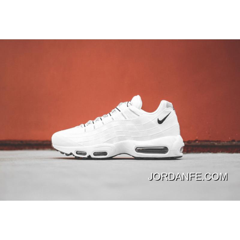 online retailer 4fec3 c80fc USD  87.22  218.05. 2018 Copuon Nike Air Max 95 White Black White And Black  609048-109 ...
