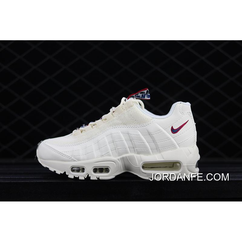 big sale dbd14 f905e 2018 New Release Nike Air Max 95 TT Island Limited Retro Running Shoes  AJ1844-101 ...