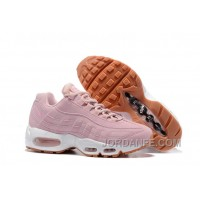 Nike Air Max 95 2017 Spring New Pink Women Top Deals