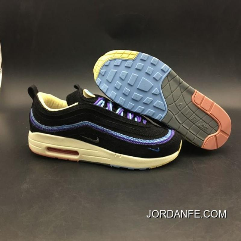 e108dc6a4caff USD  87.17  261.51. Super Deals Men Sean Wotherspoon Nike Air Max 97 Hybrid  ...