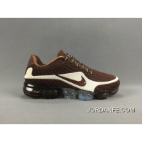 NIKE AIR VAPORMAX FLYKNIT 2018 Brown White Cheap To Buy