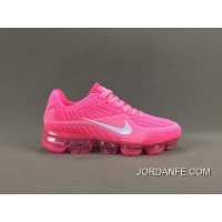 NIKE AIR VAPORMAX FLYKNIT 2018 Pink Authentic